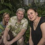 Daiva & Rick Brannon with host Gaylon Emerzian