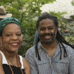Parnesha Jones and Dino Robinson